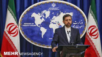 تصویر ایران برای آزادی ۱۰ زندانی، با آمریکا و انگلیس توافق کرده بود