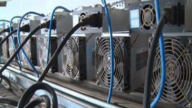 تصویر صرفهجویی ۵۷۰ مگاواتی برق با کشف رمزارزهای غیر مجاز