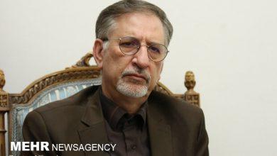 تصویر «محسن بهاروند» سفیر ایران در انگلیس شد