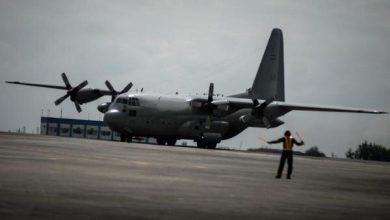 تصویر سقوط هواپیمای نظامی در فیلیپین با ۹۲ سرنشین/ ۱۷ نفر کشته شدند