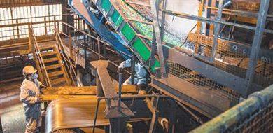 تصویر مدیر گندلهسازی شرکت فولاد مبارکه خبر داد: