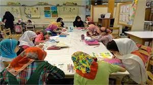 تصویر شروع فعالیت پایگاه های اوقات فراغت کمیته امداد اصفهان