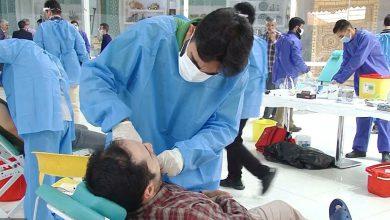 تصویر ارائه خدمات دندانپزشکی به یک هزار زندانی در زندان مرکزی اصفهان