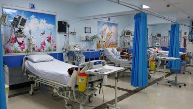تصویر افتتاح دومین بخش ICU بیمارستان شهدای پارسآباد تا ۱۰ روز آینده