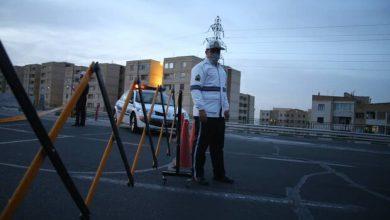 تصویر اعمال قانون ۴۰۰۰خودرو در آذربایجانشرقی به دلیل تخلفات کرونایی