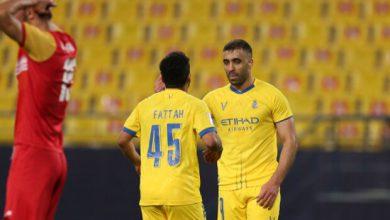 تصویر درخواست باشگاه النصر عربستان از AFC برای بازی با تراکتور ایران