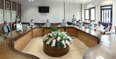 تصویر مدیرعامل شرکت فولاد مبارکه تأکید کرد