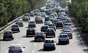تصویر افزایش ۷ درصدی تردد جادهای علیرغم ممنوعیت سفر بین شهرهای کرونایی