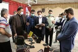 تصویر توانمندسازی و تجاری سازی تولیدات صنایع دستی مددجویان زندانها