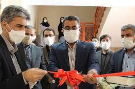 تصویر افتتاح مرکز نیکوکاری شهید محمد نساج پور در سازمان دانش آموزی استان اصفهان