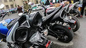تصویر معرفی راکبان موتورسیکلت های سنگین به مرجع قضائی