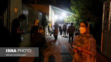 تصویر تبریزیها از واکسیناسیون شبانه استقبال نکردند