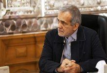 تصویر پزشکیان: مشکل اصلی تبریز نظر دادن افراد غیرمتخصص است