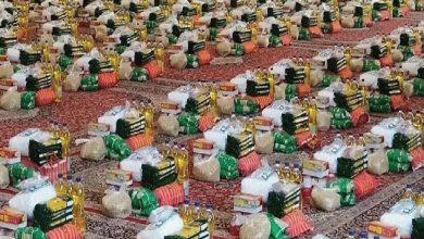تصویر ۱۱ هزار بسته معیشتی بین نیازمندان آذربایجان شرقی توزیع شد