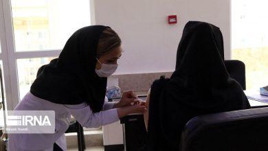 تصویر ۵۶ درصد مردم آذربایجانشرقی علیه کرونا واکسینه شدند