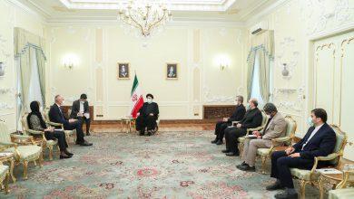 تصویر رییسی: تحریم نمیتواند مانع توسعه روابط ایران با دیگر کشورها شود