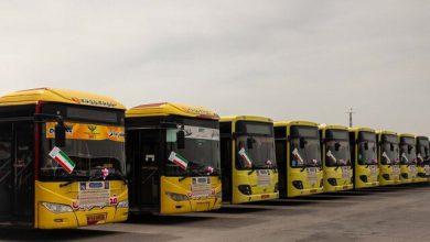 تصویر آمادگی ناوگان اتوبوسرانی در صورت بازگشایی مدارس