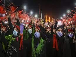 تصویر توقف پیشثبتنام متقاضیان زیارت کربلای معلی در اربعین حسینی