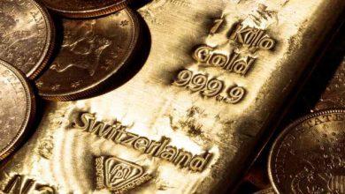 تصویر قیمت جهانی طلا به بالاترین سطح یک ماهه رسید / هر اونس ۱۷۹۳ دلار