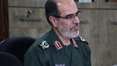 تصویر فرمانده جدید سپاه عاشورا منصوب شد