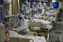 تصویر فوت ۱۵۹ بیمار کووید در ۲۴ ساعت گذشته/ ۲۲ شهر در وضعیت قرمز