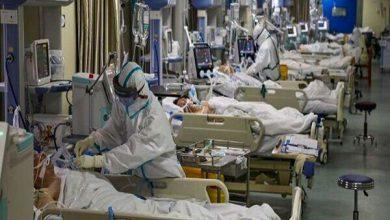 تصویر شناسایی ۱۳۳۰۸ بیمار جدید کرونایی/ بستری ۴۶۲۲ نفر در ICU