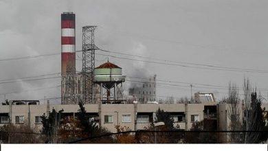تصویر وزارت نفت سهمیه گاز نیروگاههای تبریز و سهند را قطع کرده است