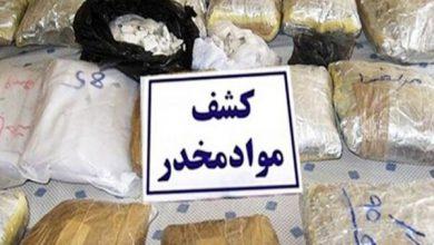 تصویر افزایش ۱۵ درصدی کشفیات مواد مخدر در شهرستان بناب