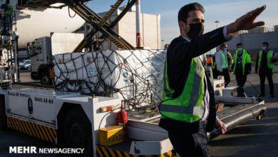 تصویر واردات واکسن کرونا از مرز ۱۰۰ میلیون دوز عبور کرد