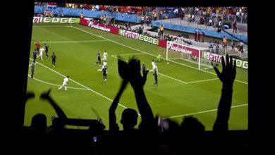 تصویر بازی فوتبال ایران و کره جنوبی در سینماها اکران میشود