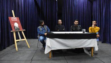 تصویر نمایش عالیجناب در تبریز به صحنه میرود