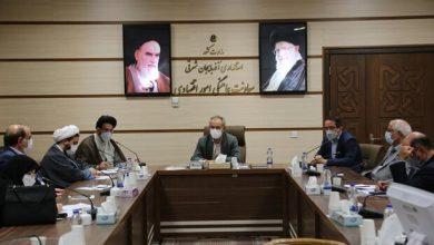 تصویر نخستین جلسه کمیته اقتصادی و حمایتی شورای زکات در تبریز تشکیل شد