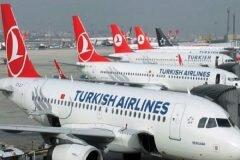 تصویر افزایش تعداد پروازهای مستقیم تبریز به ترکیه