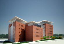 تصویر رتبه پنجم کتابخانه مرکزی و مرکز اسناد دانشگاه سهند در بین دانشگاههای صنعتی کشور