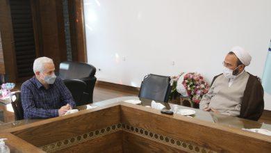 تصویر مدیرکل اوقاف و امور خیریه استان اصفهان: